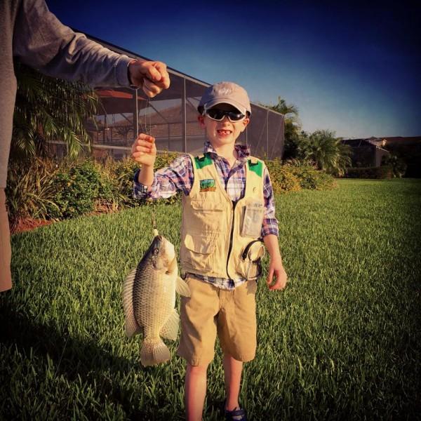 Fishing Kyle