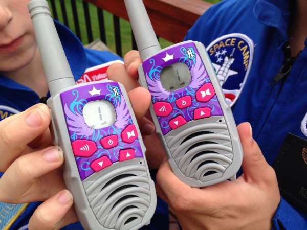 Nerf Rebelle Walkie Talkies Video Review