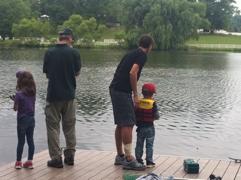 fathers day fishing