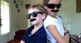 paul blart mall cop 2 mustache photos