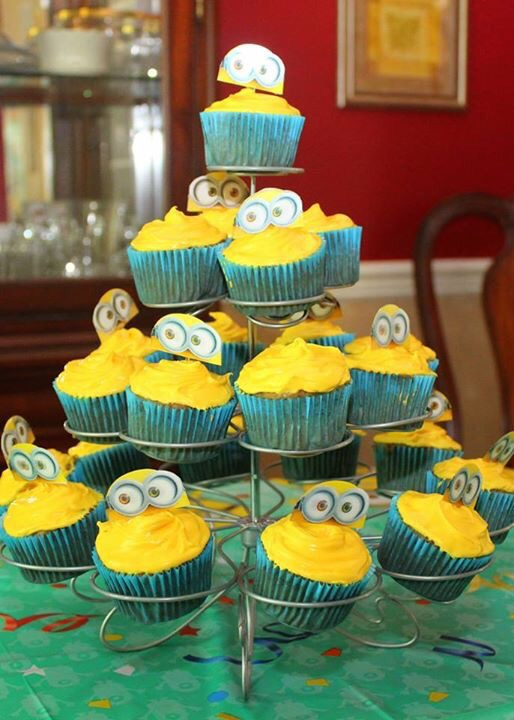 Minions Birthday Party Theme Ideas