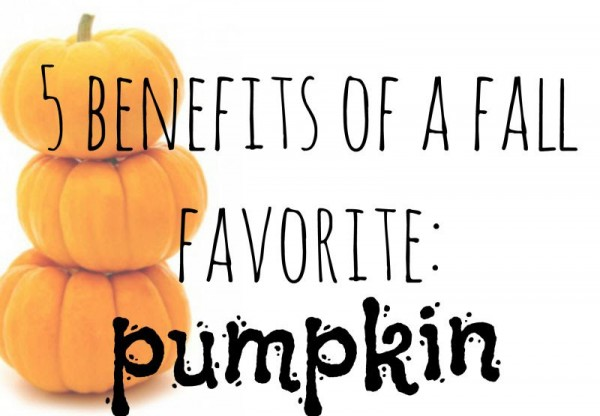 5 benefits of pumpkin