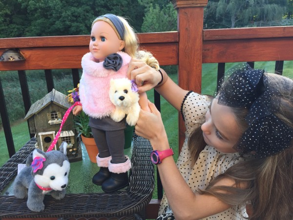My Life As a Dog Walker Doll Video Review