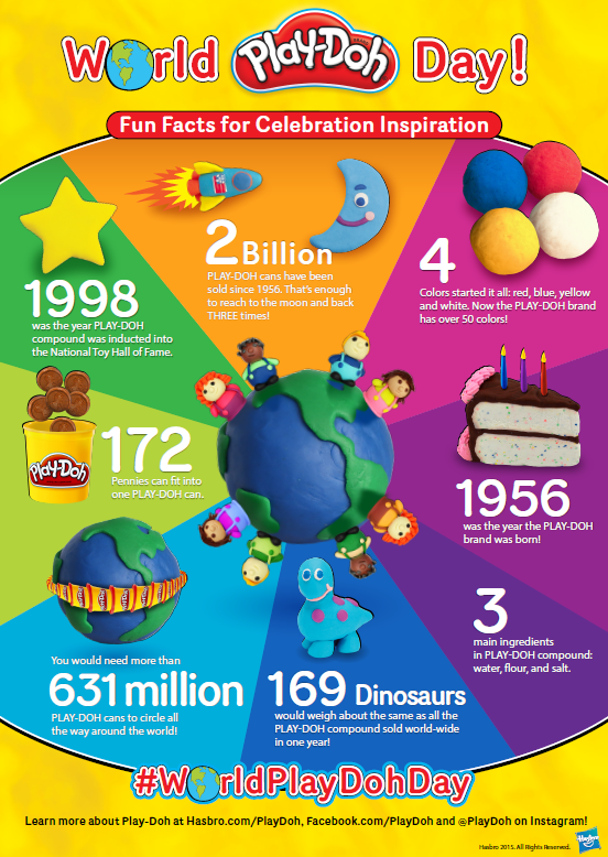 world play doh day