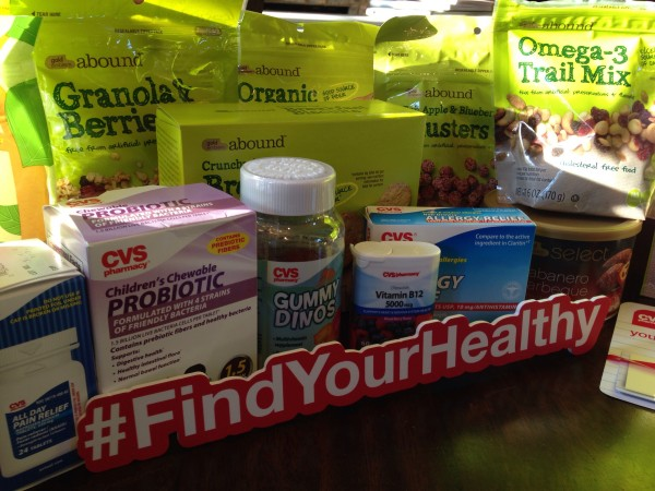 find your healthy cvs