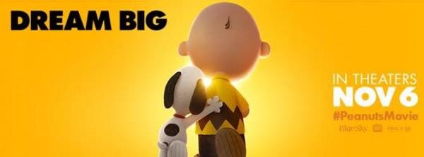 Dream Big image Peanuts Movie
