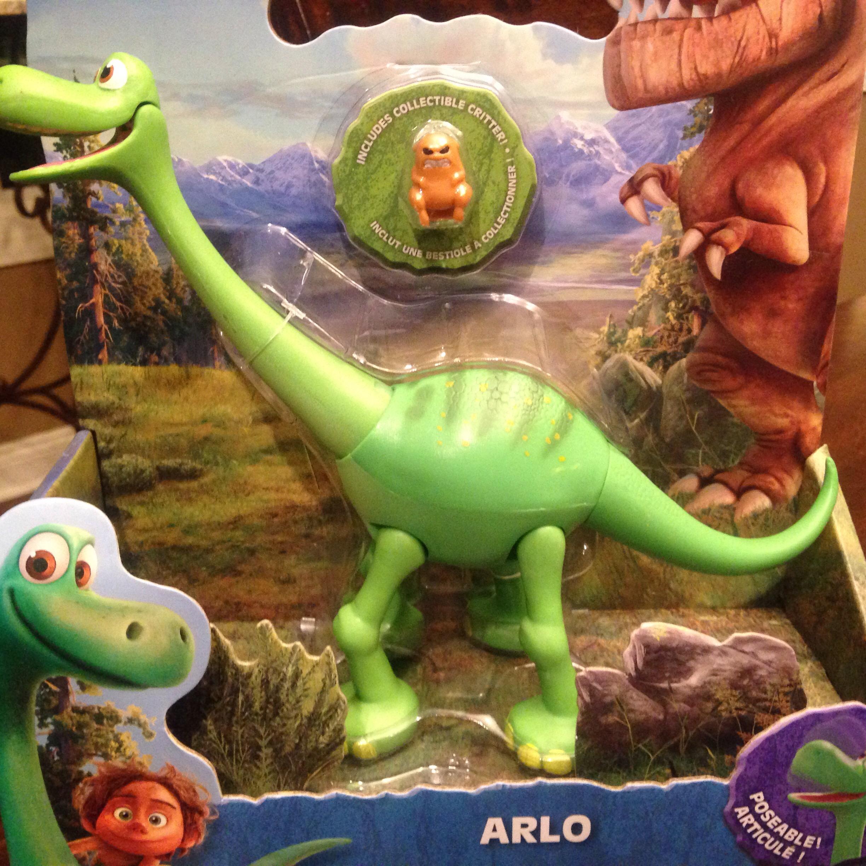 Disney Dinosaur Toys : Disney pixar s good dinosaur toys roar into stores