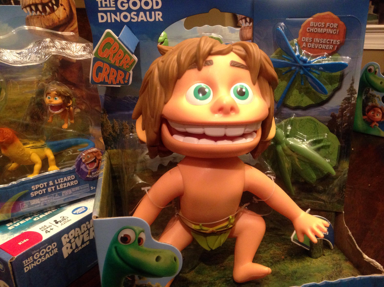 Disney Pixar S Good Dinosaur Toys Roar Into Stores
