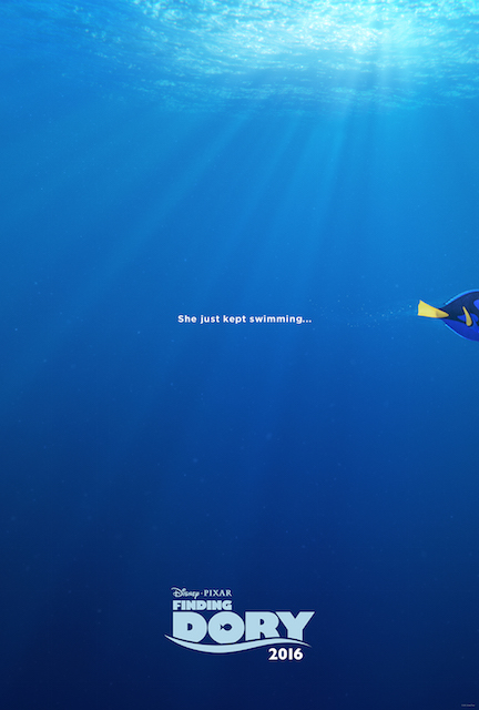 New Offiicial Finding Dory Movie Trailer and Movie Poster