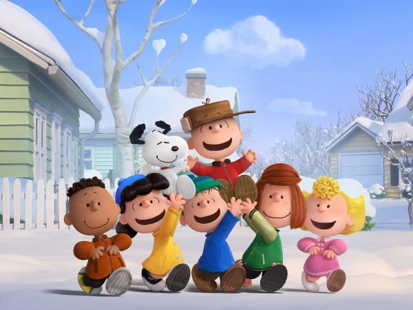 Peanuts friends
