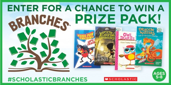 Scholastic Branches Prize package