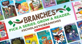 Scholastic BranchesBooks