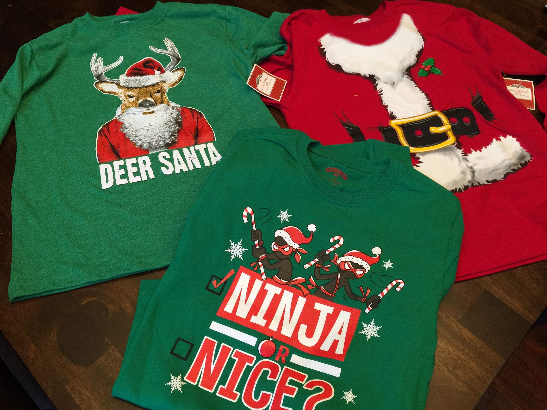 walmart mens christmas sweatshirts - Christmas Shirts Walmart