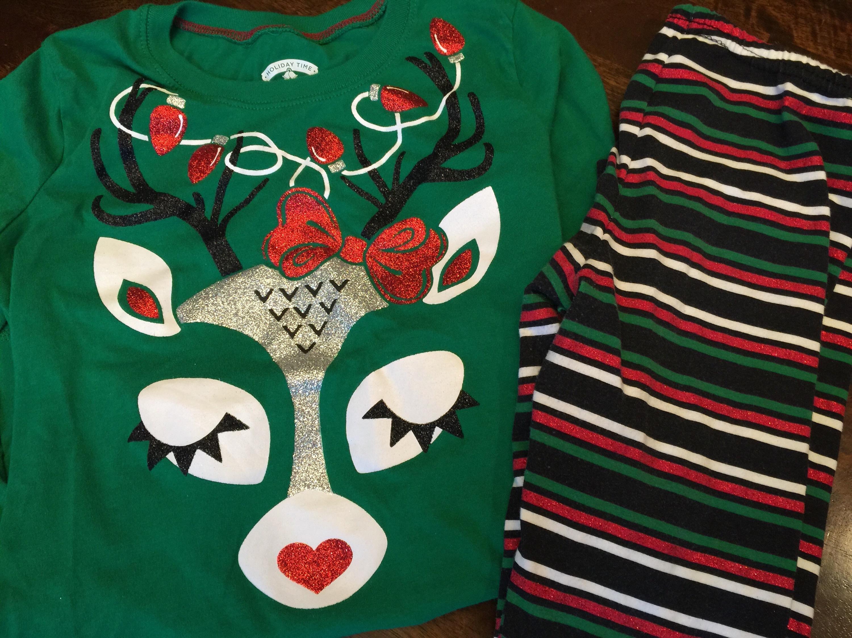 Kid Fashion: Fun and Festive Christmas Tees - Classy Mommy