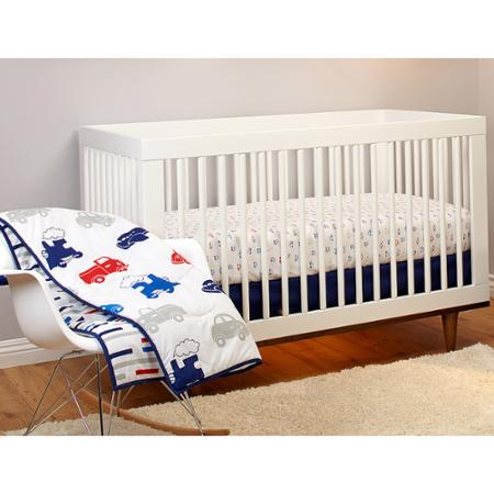 Trendy inexpensive crib bedding