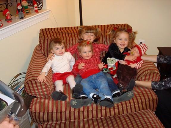christmas kids 2007