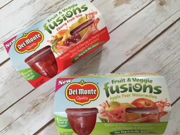 Del Monte Fruit & Veggie Fusions