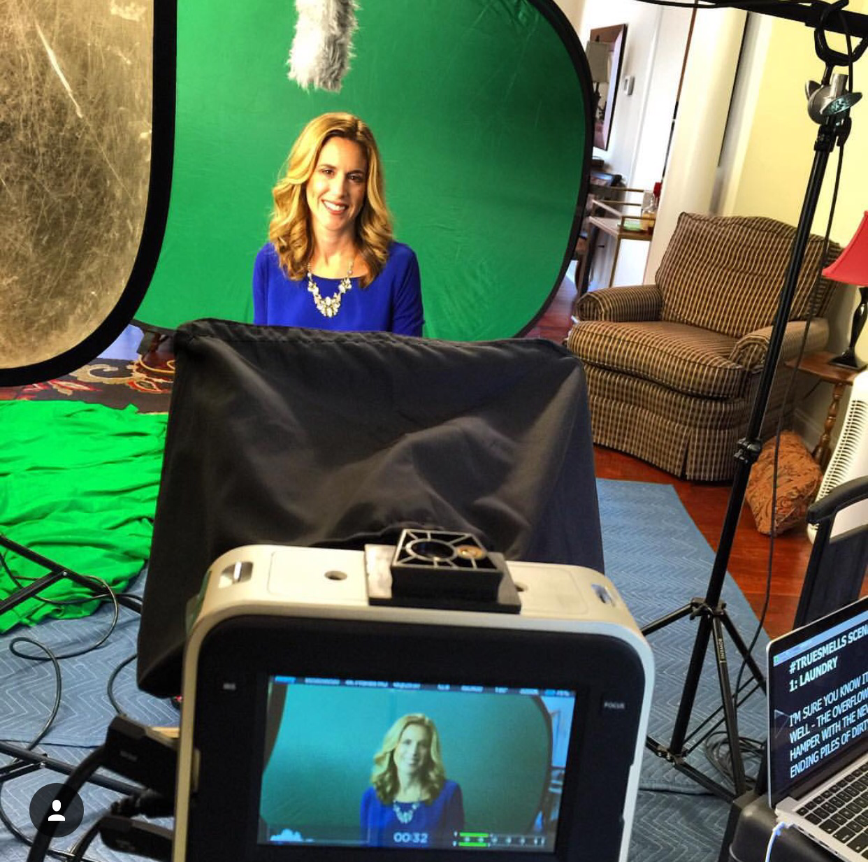 Behind the Scenes: Filming with Febreze Air Purifiers