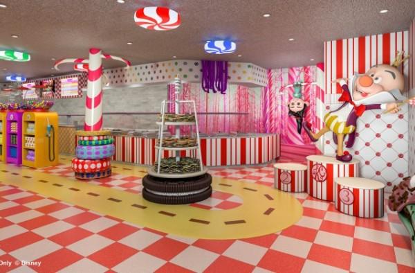 Vanellopes-Sweets-Treats on the Disney Dream