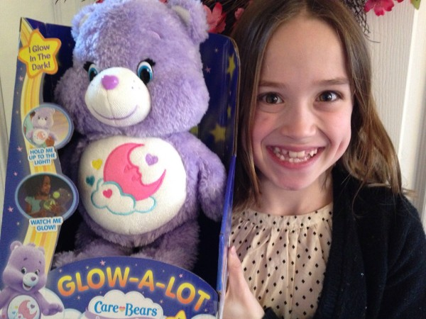 Glow in the Dark Care Bears Video Review