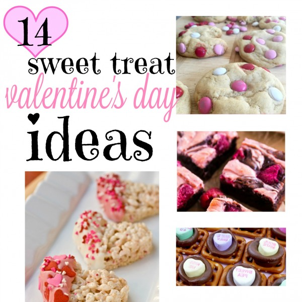 14 sweet treat ideas for Valentine's Day