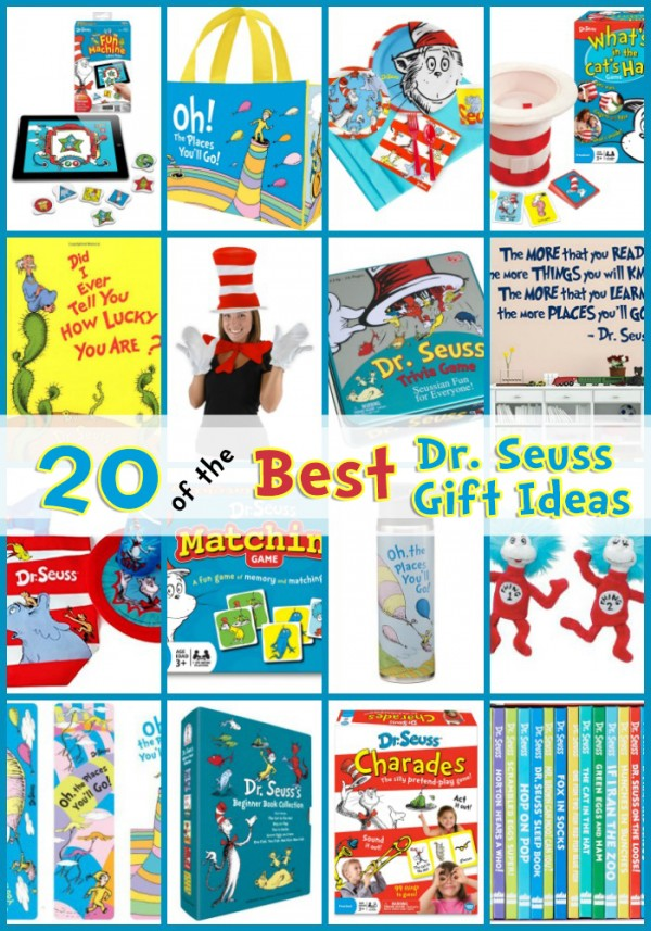 20 Best Dr. Seuss Gift Ideas