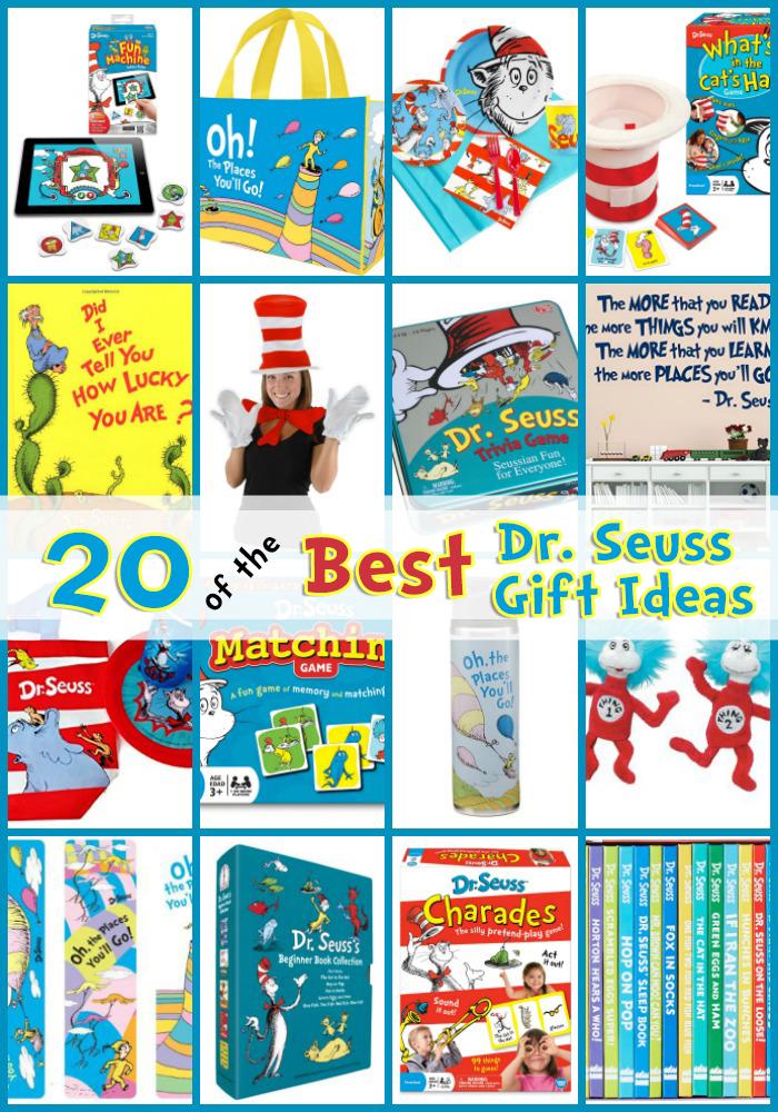 20 Best Dr. Seuss Gift Ideas