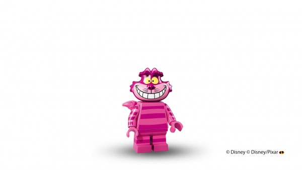 Cheshire Cat_ Lego Minifigure