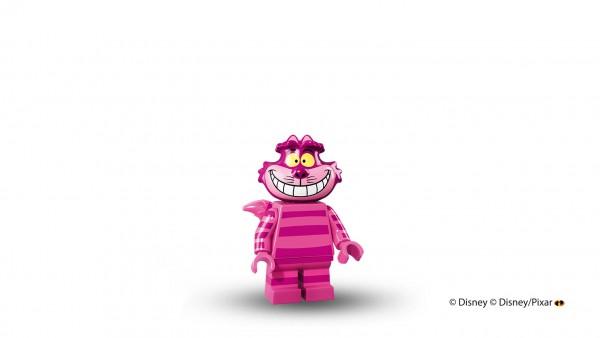 Cheshire Cat_ Lego Minifigure