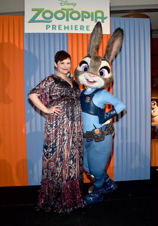 Ginnifer Goodwin Judy Hopps Character