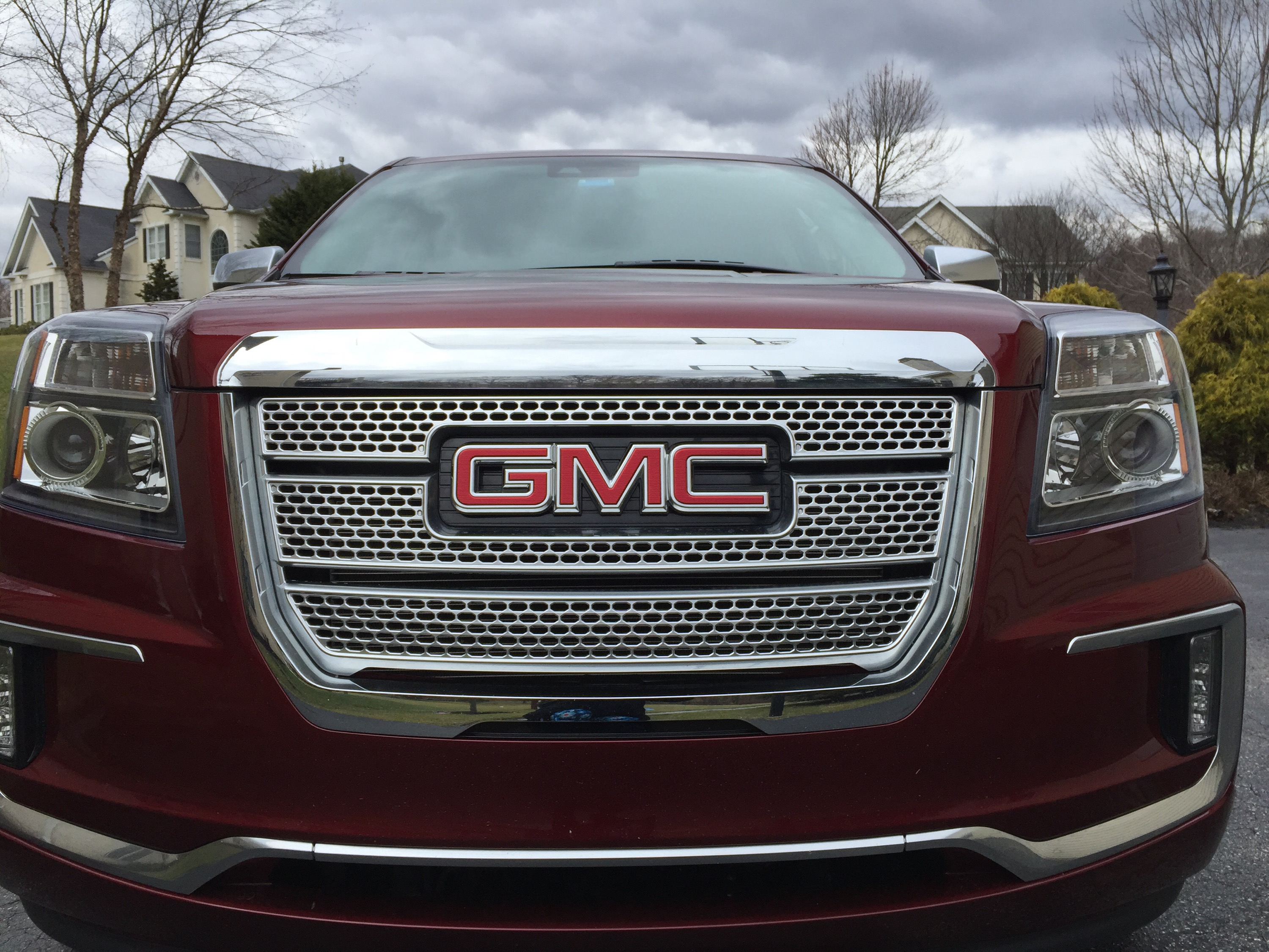 2016 gmc terrain denali review with photos and video. Black Bedroom Furniture Sets. Home Design Ideas