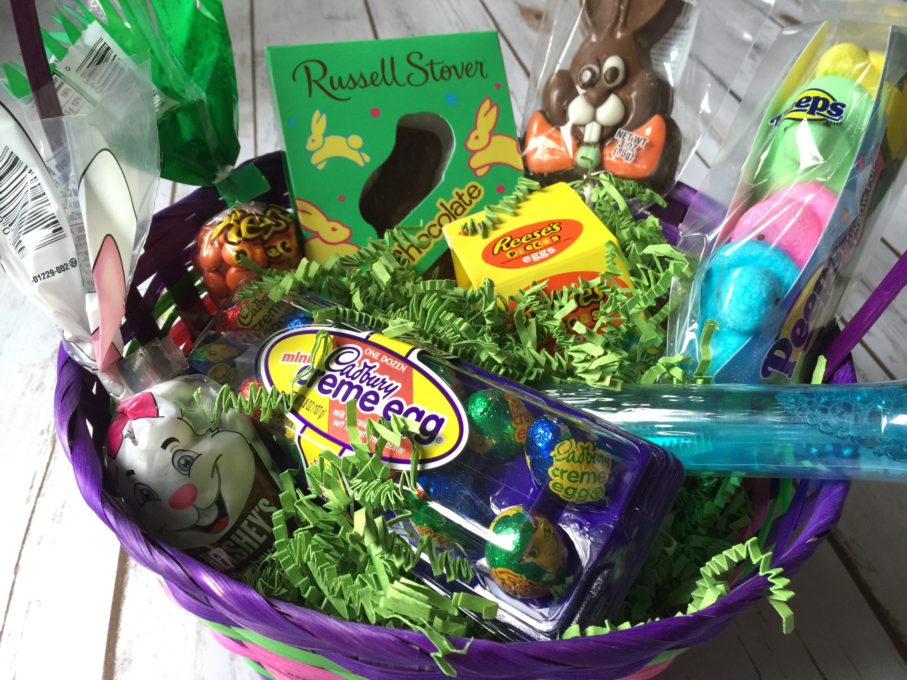 Easter Basket Goodies for only $10