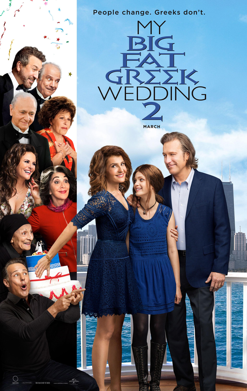 My Big Fat Greek Wedding 2 50 Fandango Giveaway And Entry Details