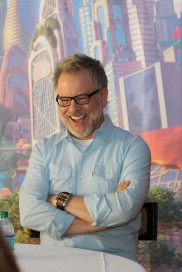 Rich Moore Zootopia Director