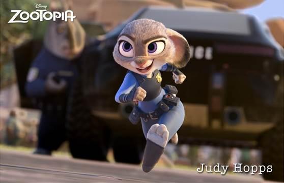Judy Hopps Zootopia image
