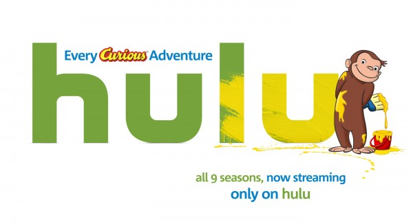 Curious George Now Streaming On Hulu
