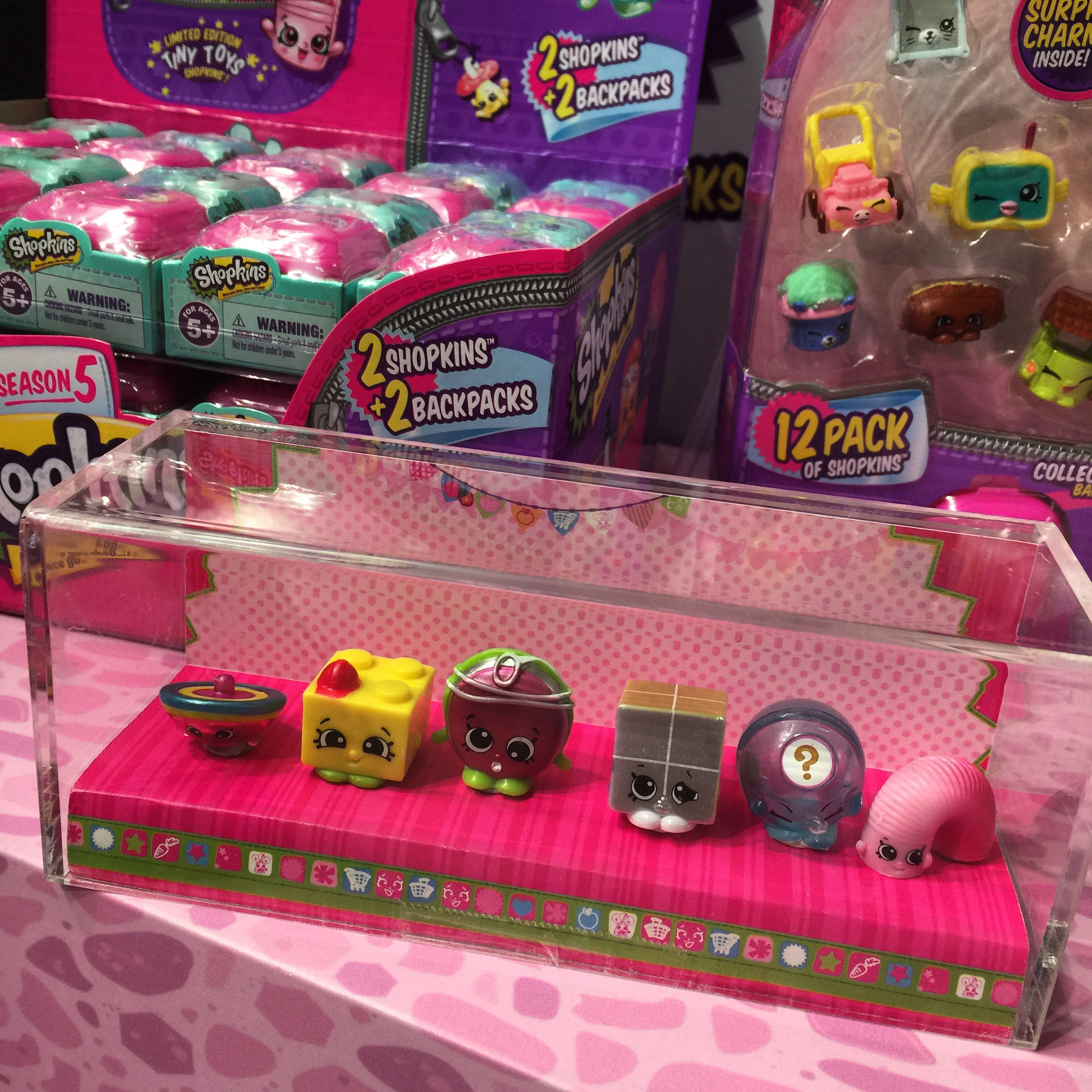 You Can Learn More About Shopkins On Their Official Website Here