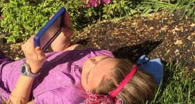 Kindle for KidsBoosts Reading and Vocabulary