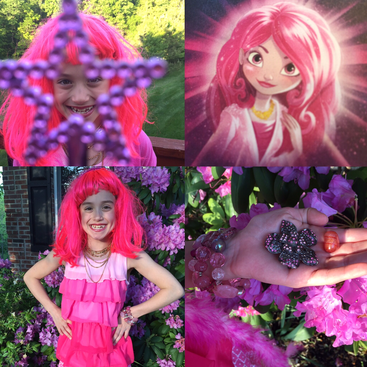 How to Dress Like Libby from the Star Darlings