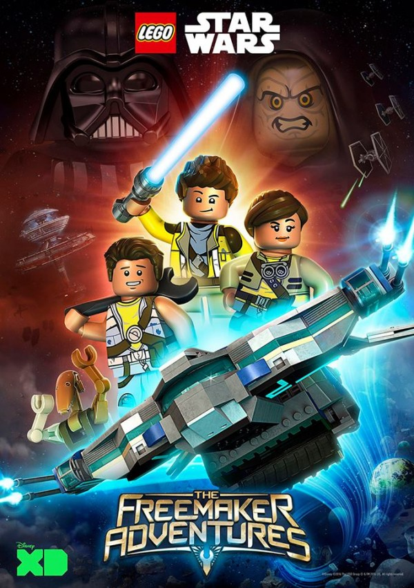 LEGO Star Wars Freemaker Adventures Review