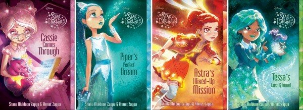Star Darlings Books 6-9