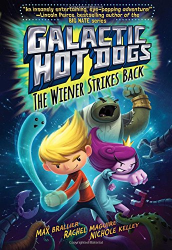 galactic hot dogs weiner strikes back