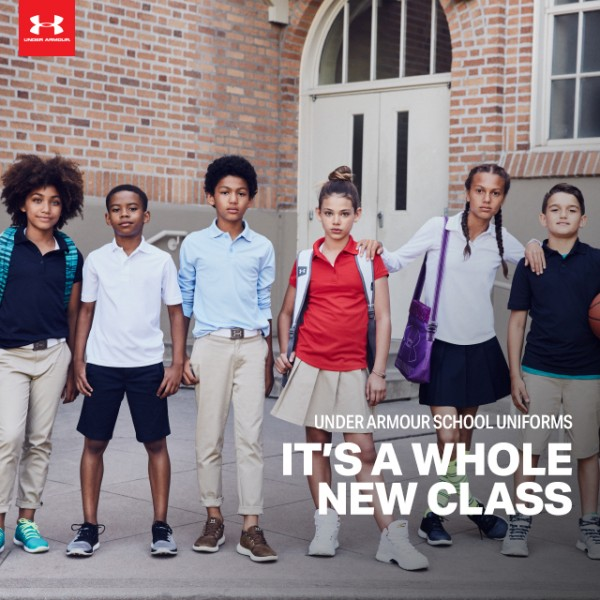 d813e83cee5 Check out Under Armour's Brand New School Uniforms #UANext ...