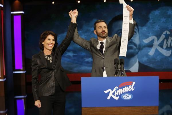 Kimmel and Helena Image