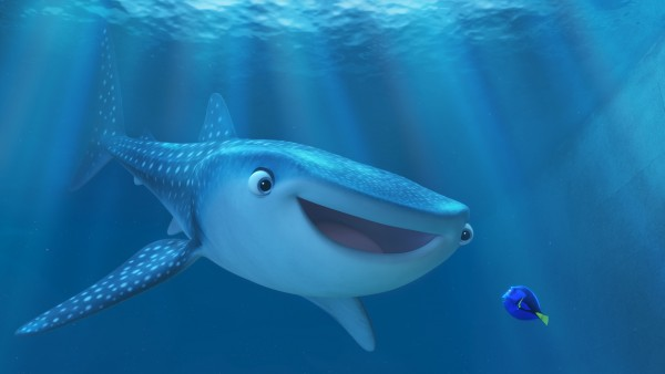 Chatting with Kaitlin Olson voice of Destiny the Whale Shark in Finding Dory