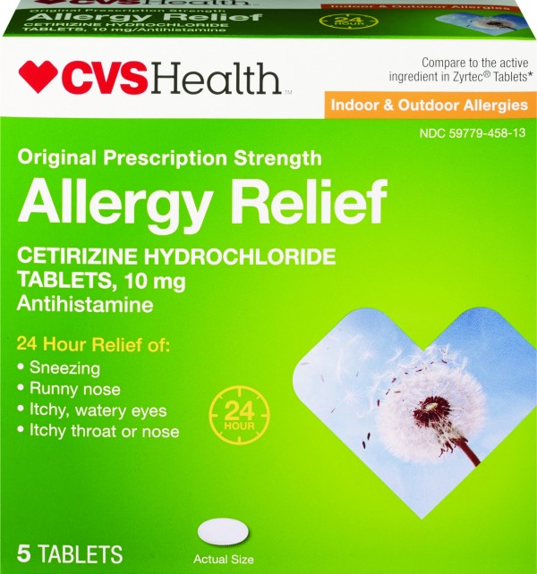 CVS Health Allergy Relief