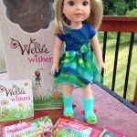 American Girl Wellie Wishers Doll Video Review and Giveaway