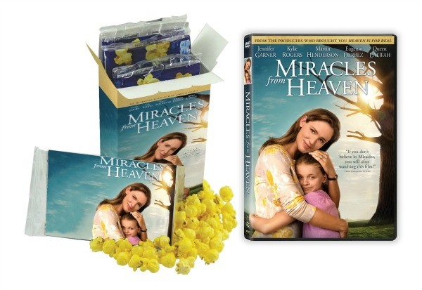 Miracles from Heaven Prizing