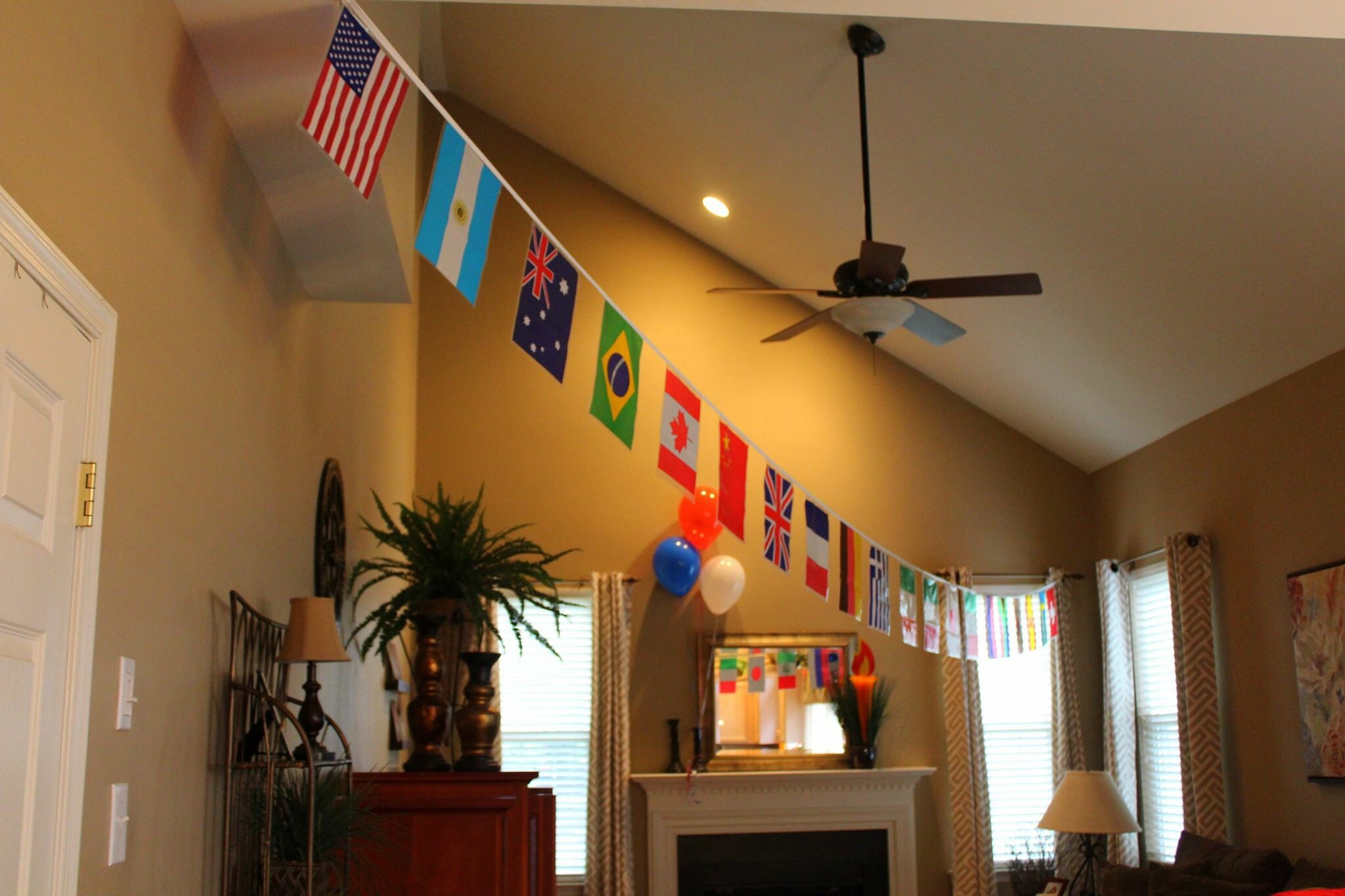 Olympics Themed Party Ideas Findyourhealthy Classy Mommy