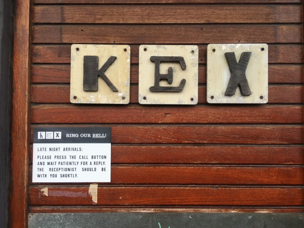 Kex Hotel in Iceland